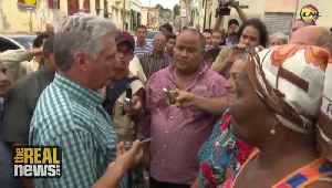 News video: Cuba's New President Faces Many Serious Challenges