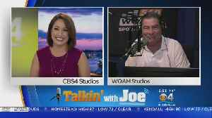 News video: Talkin' With Joe 4/24