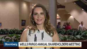 News video: Wells Fargo to Face Investor Scrutiny, Protests at Annual Meeting