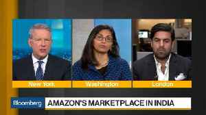 News video: Biswal, Duggal on Amazon's Hurdles to Entry in India
