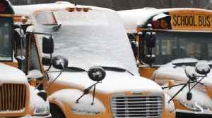 News video: After snow-filled winter, Baltimore district plans to extend school