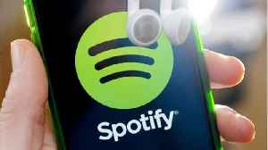 News video: Spotify's Great New Service Change