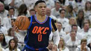 News video: NBA Playoffs: Russell Westbrook Isn't Solely to Blame for Thunder's Struggles