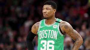 News video: Celtics' Marcus Smart Cleared To Play, Game 5 Status Questionable
