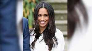News video: The Countdown Is on for Prince Harry & Meghan Markle's Wedding—What Will She Wear for the Big Day?