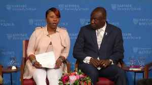 News video: Michael Brown's Mother Considering Run for Ferguson City Council