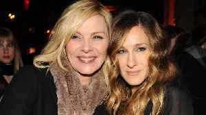 News video: Sarah Jessica Parker Has Finally Responded To Reports She And Kim Cattrall Are Feuding, And More News