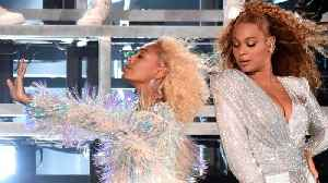 News video: Beyoncé and Solange fell onstage at Coachella, and it became a highlight of the set
