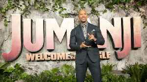 News video: Release Date Announced for Third 'Jumanji' Movie