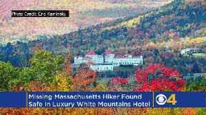 News video: Missing Hiker Found At Luxury White Mountains Hotel