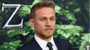 News video: Charlie Hunnam's Mystery Woman Sighting Cleared Up