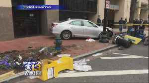 News video: Police: At Least 4 Struck By Vehicle In DC; Doesn't Appear Intentional