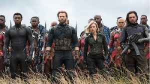 News video: Box Office Projections Released for 'Avengers: Infinity War'
