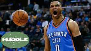News video: Should Russell Westbrook Be Suspended?! | Huddle