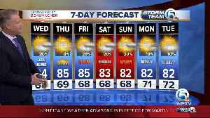 News video: Latest Weather Forecast 5 p.m. Tuesday