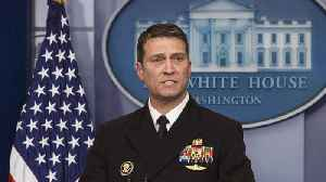 News video: Ronny Jackson Won't Withdraw From VA Nomination