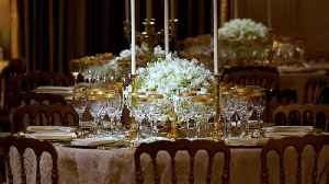 News video: State Dinner At White House Underway