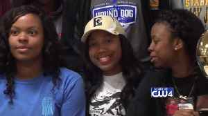 News video: Covington signs with East Central