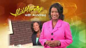 News video: Midmorning With Aundrea - April 24, 2018