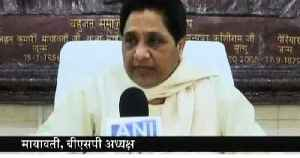 News video: Mayawati targeted on CM Yogi Adityanath eaten meal at a Dalit's house