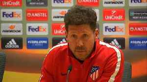 News video: Simeone admires Wenger but distances himself from Arsenal job