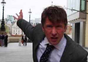 News video: Jonathan Pie Loses It Over Windrush Fiasco
