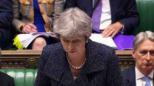 News video: May acknowledges that the Windrush Generation are British