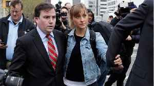 News video: Allison Mack Freed to Parents On $5 Million Bail