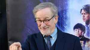 News video: Steven Spielberg Admires Japanese Filmmaker