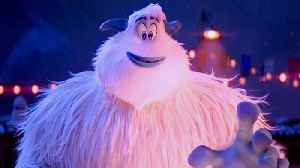 News video: Smallfoot with Channing Tatum - Official Trailer