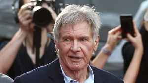News video: Harrison Ford Signs Up for First Animated Movie