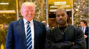 News video: Kanye's Pro-Trump Tweets Draw Attention Inspire Jordan Peele's Get Out 2