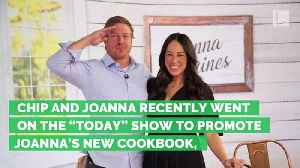 News video: HGTV 'Fixer Upper' Star Chip Gaines Makes Hilarious Confession About Joanna's Pregnant Body