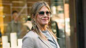 News video: Jennifer Aniston Spotted in NYC for First Time Since Justin Theroux Split