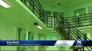 News video: 3 sheriffs team up for mental health jail facility