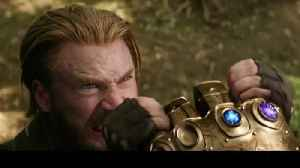 News video: 'Avengers: Infinity War': What's The Word?