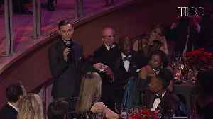 News video: Adam Rippon's Toast at the TIME 100 Gala