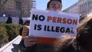 News video: Federal Judge Orders Trump Administration to Accept New DACA Applications