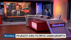 News video: Peugeot Aims to Drive Asian Growth