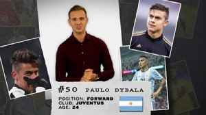 News video: Stu Holden's 50 players to watch in Russia: #50 Paulo Dybala