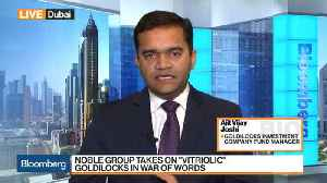 News video: Goldilocks Says It Will Continue Campaign on Noble Group