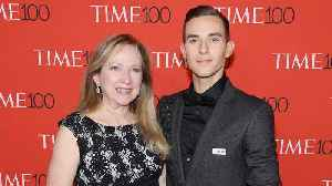 News video: Adam Rippon's Mom Approves of His New Boyfriend (Exclusive)