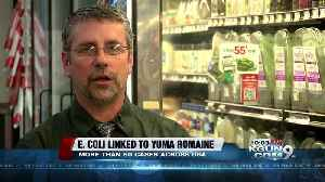 News video: CDC says if you're not sure where it came from, throw out your romaine
