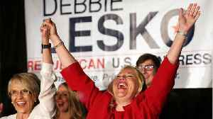News video: Republican Debbie Lesko Wins Special Arizona House Election