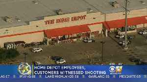 News video: Home Depot Shooter In Custody As DPD Officers & Guard Remain Critical