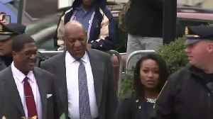 News video: Bill Cosby's Trial Goes To Jury