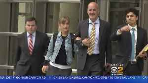 News video: Actress Allison Mack Out On Bail After Arrest In Connection With Sex Cult