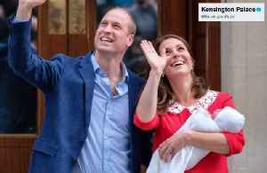 News video: Duchess Catherine used hypnobirthing to deliver third child.