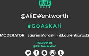 News video: Ali Wentworth LIVE on BUILD Series