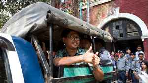News video: Myanmar Court to Rule If Key Witness Credible In Reuters Case